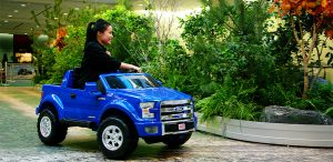 canadian international auto show (cias) product launch with Ford
