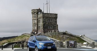 """Ford EcoSport East Coast Adventure a Tribute to Canada's Province of """"Firsts""""!"""